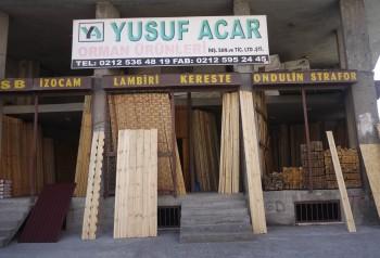 Yusuf Acar Orman Ürünleri Gazi Mahallesi Şubesi